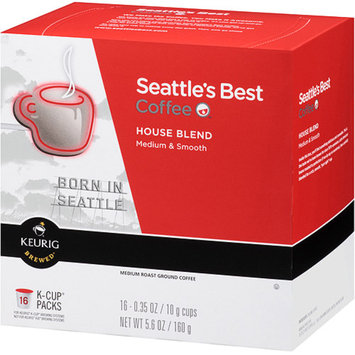 Seattle's Best Coffee House Blend K-Cup 16 ct