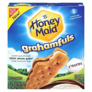 Nabisco Honey Maid Grahamfuls S'mores