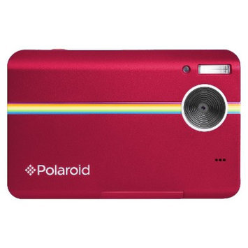 Polaroid Z2300 10MP Digital Instant Camera with 6X Digital Zoom - Red