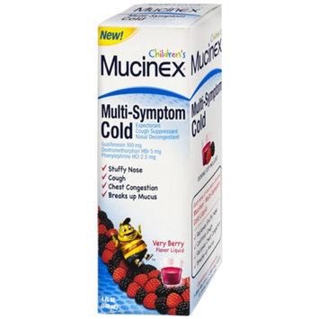 Mucinex Kids Multi-Symptom Cold