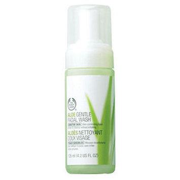 The Body Shop Aloe Gentle Facial Wash