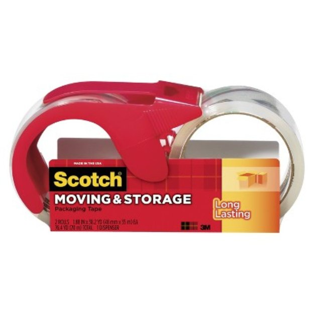 3M Company Scotch Packing Tape 2-pk.