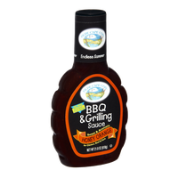 Olde Cape Cod Sweet & Aromatic Honey Orange BBQ & Grilling Sauce