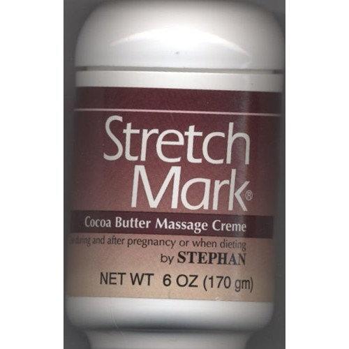 Balm Barr Stretch Mark Cream, 6 Ounce
