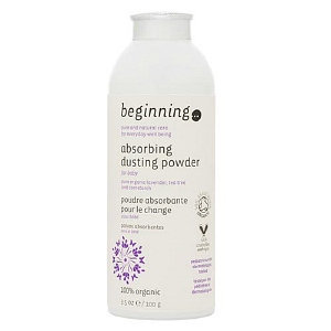 beginning by Maclaren Absorbing Dusting Powder