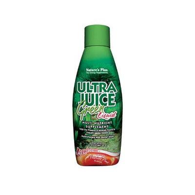 Nature's Plus Ultra Juice Green Liquid Natures Plus 30 oz Liquid