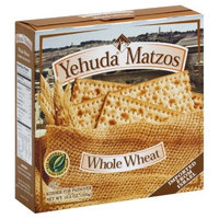 Yehuda Matzo, Whole Wheat, 10.5-Ounces (Pack of 6)