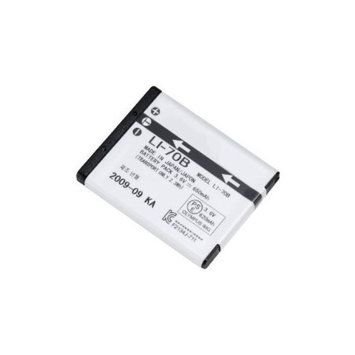 Battery for Olympus Li70B Camera Batteries