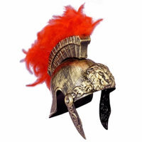 Forum Novelties Inc 20766 Gold Roman Helmet
