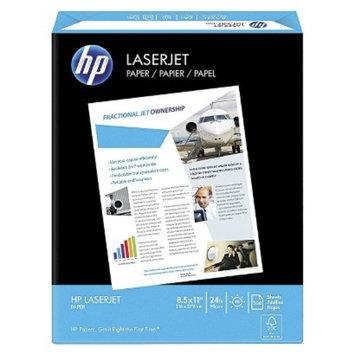 HP Laserjet Paper, 98 Brightness, 24 lb - White (500 Sheets Per Ream)