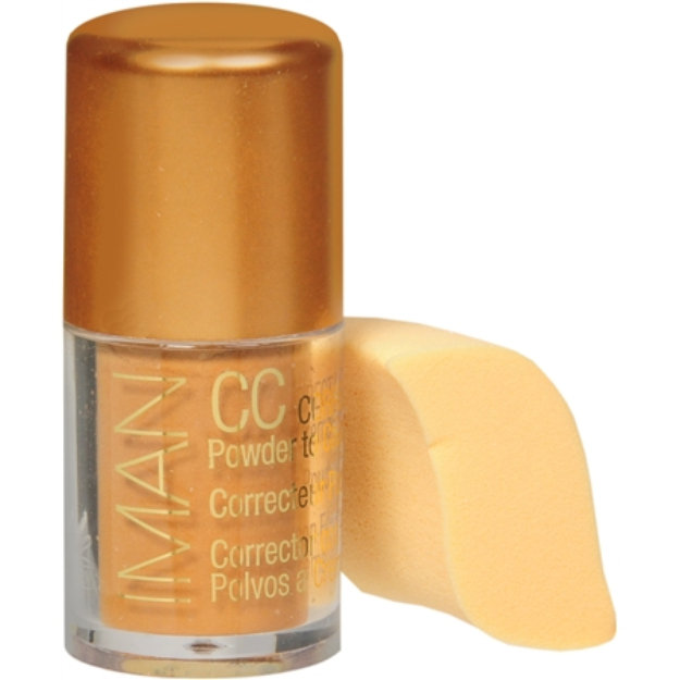 IMAN CC Correct & Cover Cream - Clay Medium / DP