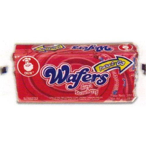 Noel Strawberry Wafers 10.4 oz