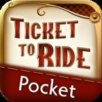 Days Of Wonder, Inc. Ticket to Ride Pocket