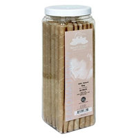 White Egret Earomatherapy Ear Candles, Soy, 50 candles