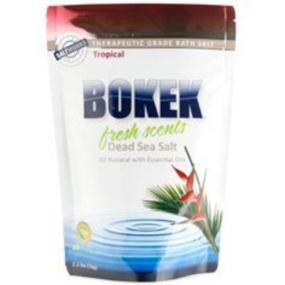 Bokek Fresh Scents - Tropical Scent Bath Salt - 2.2 lbs.