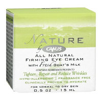 Nature by Canus All Natural Firming Eye Cream