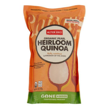 Alter Eco Organic Pearl Heirloom Quinoa 12 oz