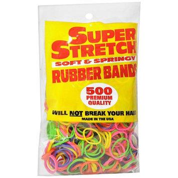 Super Stretch Rubber Bands - School Supplies