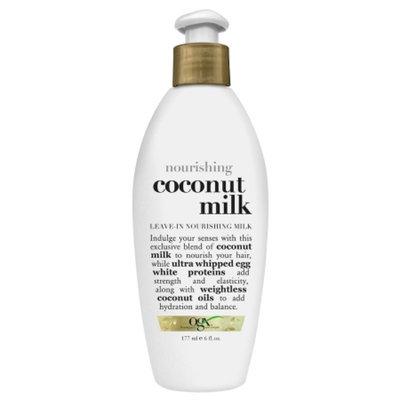 Organix Leave-In Nourishing MilkNourishing Coconut Milk
