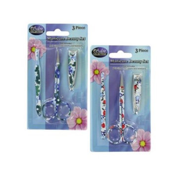 Dollar Days 3Pc Nail Clipper Set (Pack of 24)