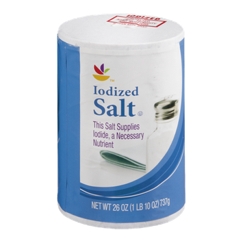 Ahold Salt Iodized