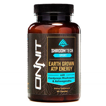 Onnit ShroomTech Sport - Advanced ATP Energy - 30 Capsules