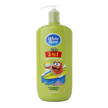 White Rain Kids 3 in 1 Shampoo