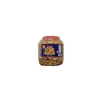 Utz Quality Foods, Inc. Utz Pork Rinds Barrel, 18 Ounce