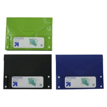 up & up Up & Up 13-Pocket with Pencil Case Expandable File