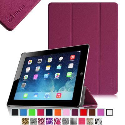 Fintie SmartShell Case for Apple iPad 4th Generation with Retina Display, iPad 3 & iPad 2, Purple