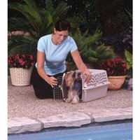 Petco Dosckocil (Petmate) DDS21002 Plastic Classic Dog Kennel, Medium, Mouse Gray