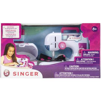 Nkok Singer EZ-Stitch Sewing Machine W/Sewing Kit
