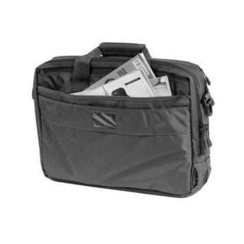 Naneu Military Tech MT15 Slim Messenger Laptop Case, Black