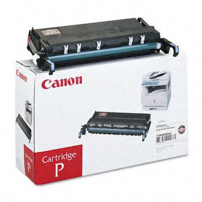 Canon Black Toner Cartridge - Laser - 10000 Page - Black