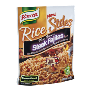 Knorr Steak Fajitas Flavor Rice Sides