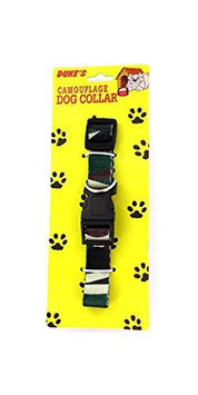 Dukeno. 039S Di165 Camouflage Dog Collar Available In A Pack Of 24
