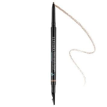 SEPHORA COLLECTION Retractable Brow Pencil - Waterproof 02 Nutmeg Brown 0.003 oz