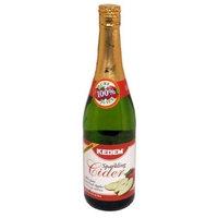 Kedem, Juice Sprkl Apl Cider, 25.4 FO (Pack of 12) ( Value Bulk Multi-pack)