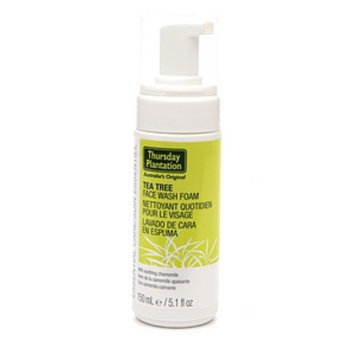 Thursday Plantation Tea Tree Face Wash Foam