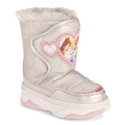 Toddler Girl's Disney Princess Nala Boots - Silver S(5-6)