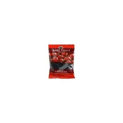 Bare Fruit Dried Fruit Organic Cherries 2.2 oz. (Pack of 12)
