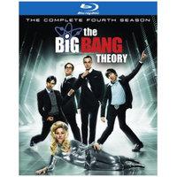 The Big Bang Theory: Season Four (Blu-ray) (Widescreen)
