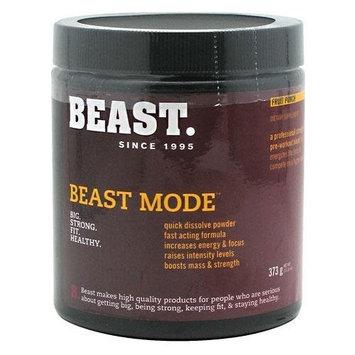 Beast Sports Nutrition Beast Mode, Fruit Punch, 373 Gram