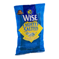 Wise Potato Chips Lightly Salted