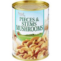 Great Value Pieces & Stems Mushrooms, 13.25 oz