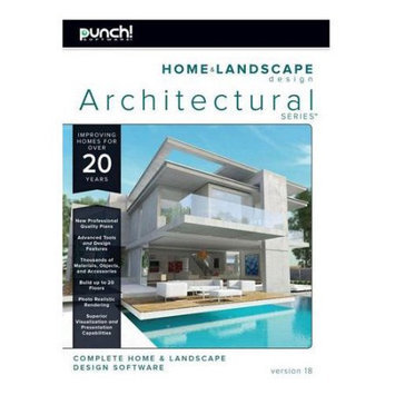 WD Encore 8130545 Punch Home Landscape Architectural V18 (Email Delivery)