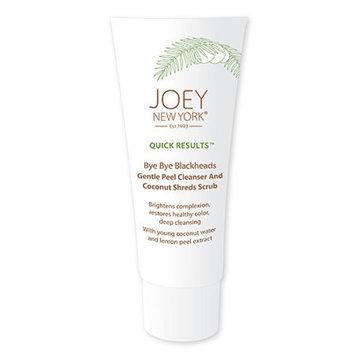 Joey New York Gentle Peel Cleanser and Shredded Coconut Scrub, 7 fl oz