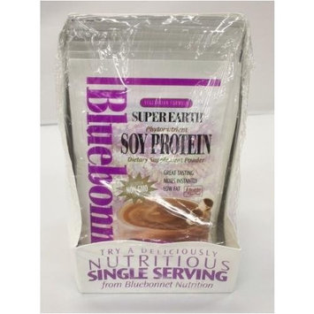 Bluebonnet Super Earth Phytonutrient Soy Protein Powder - Natural ChocolateTruffle (Manufacturer Out of Stock- ETA End July 2012)