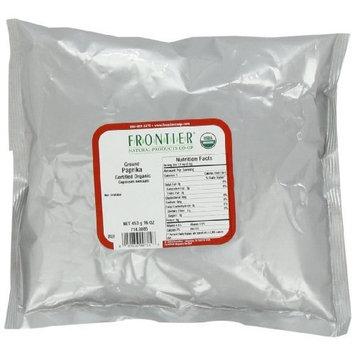 Frontier Paprika Powder Certified Organic, 16 Ounce Bag