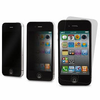 3M Privacy Screen Protectors for Apple iPhone 4
